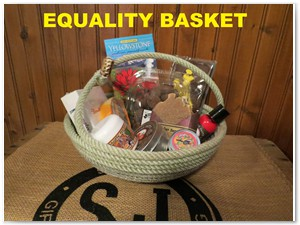 Equality Lariat Basket