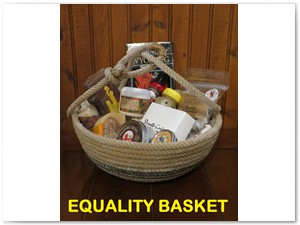 Equality 2018 Basket