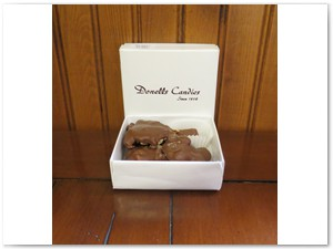 Donells Candies Sampler Box